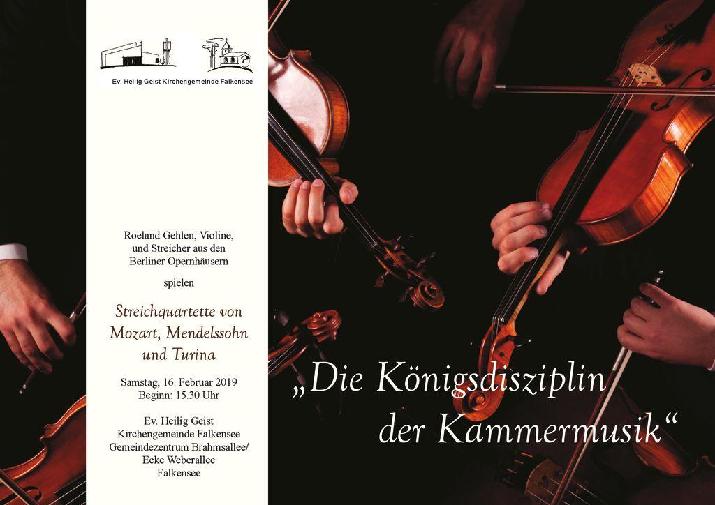 thumbnail of Kammermusik